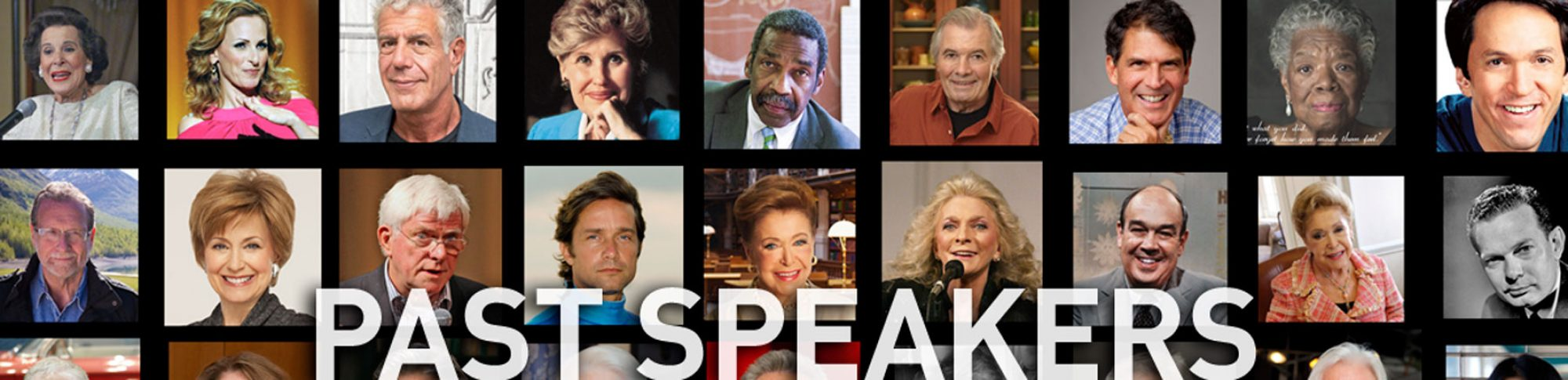 Past Speakers – Town Hall South